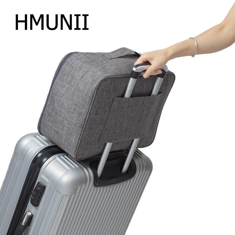 HMUNII Fashion Travel Storage Bag Underwear Storage Finishing Travel Luggage Clothes Organizer Waterproof Travel Accessories