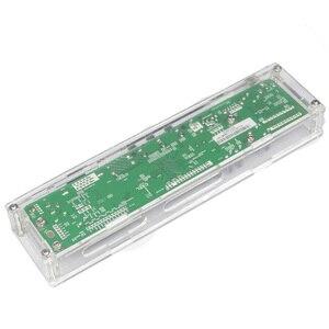 Image 2 - אוניברסלי שקוף פגז עבור LCD בקרת לוח אקריליק מקרה אחסון תיבת עבור V29 V56 V53 SKR 8503 אנלוגי אות בקר