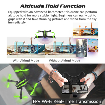 Global Drone SPYDER-X Mini Drones with Camera HD FPV Drone X Pro RC Helicopter Camera Quadrocopter Dron Toys for Kids VS E58 5