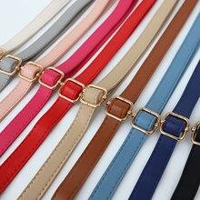 Sangle de rechange pour sac à main, poignées de haute qualité, accessoires, nouvelle collection sac à bandoulière en cuir synthétique polyuréthane
