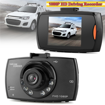 Car DVR Camera Full HD 1080P 140 Degree Dashcam Video Recorder Auto Registrars Camcorder Night Vision G-Sensor Dash Cam Dvrs original philips cvr 108 car dvr camera 130 degree driving video recorder dash camera 1080p with g sensor wdr night vision