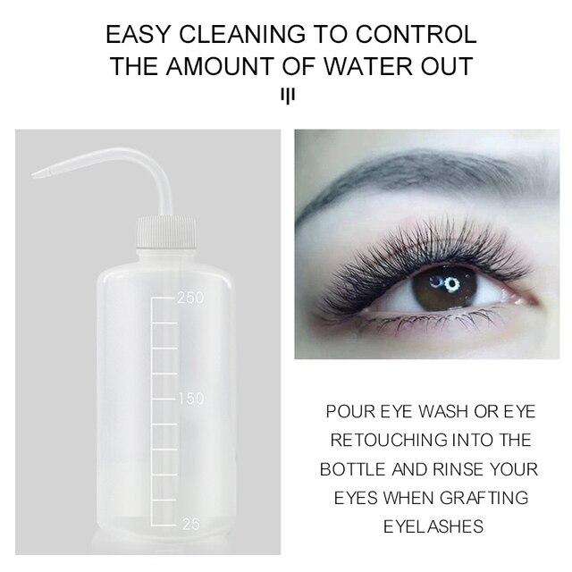 DeceMars Washing bottle for Eyelash Extension 250ml /500ml 3