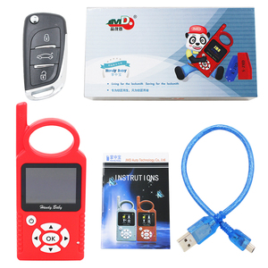 Image 5 - V9.0.5 Handy Baby Can Generate Remote Auto Key Programmer for 4D/46/48/G/King Chips English Version G/96 bit 48 Funciton