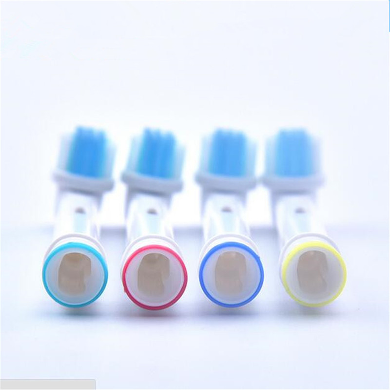 40Pcs or 20pcs or 16pcs Replacement Toothbrush Heads for Oral EB 17 SB-17A Hygiene Care Clean Electric Tooth Brush 5