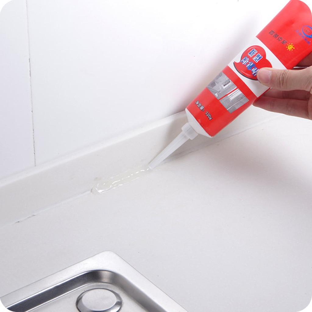 Бытовая плитка очиститель стены пола фунгицид моющее средство антибактериальный гель ванная комната кухня столешница Высокая эффективность удаления плесени