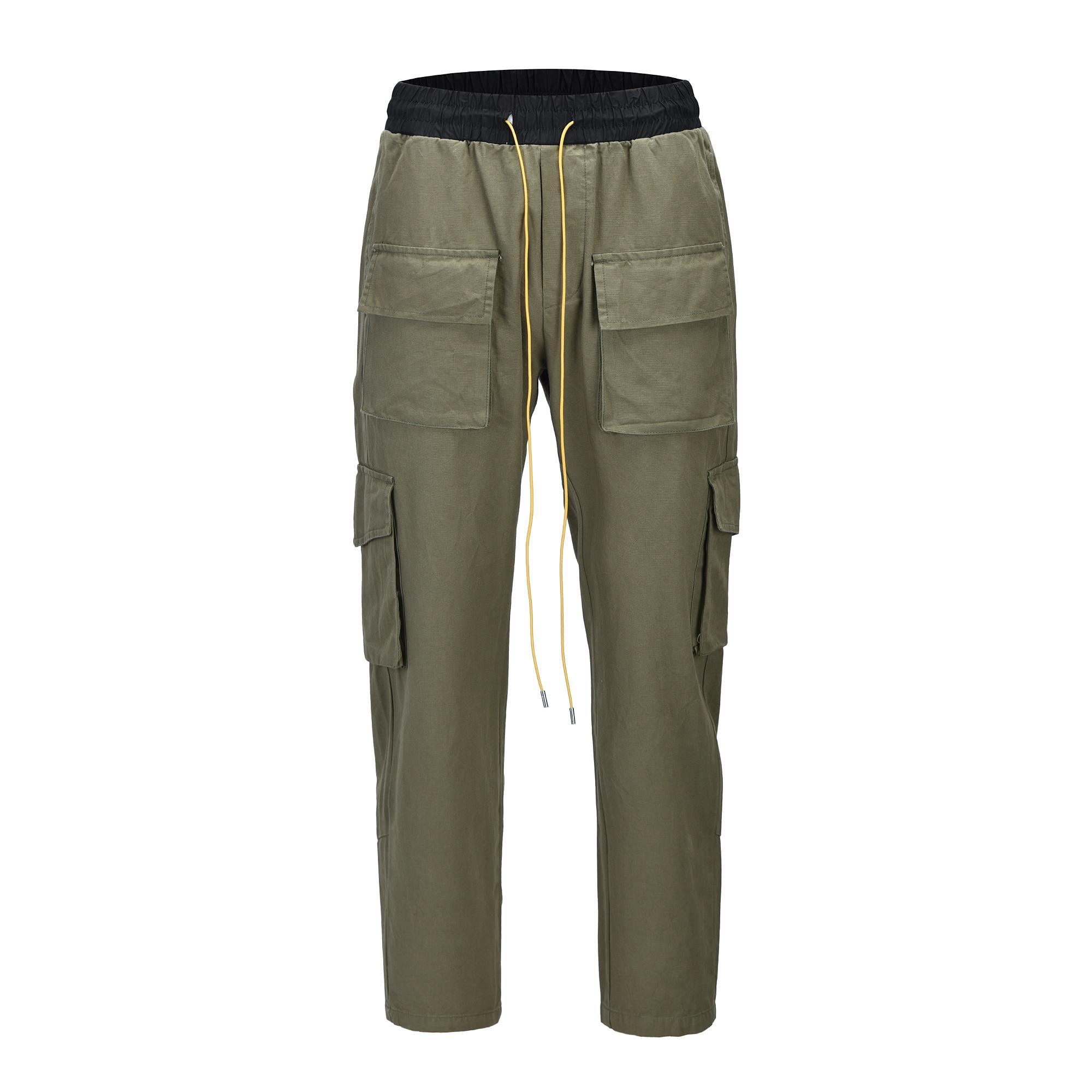2019 New Arrival Joggers Pants Ankle-botton High Street Casual Mens Jogger Pants Loose Fit Pants Fashion Trousers Sweatpants