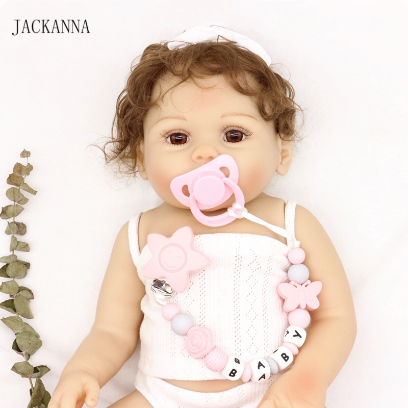 Personalise Name Baby Pacifier Clips DIY Silicone Beads Soother Chain Newborn Attache Sucette Infant Baby Pacifier Holder Chain