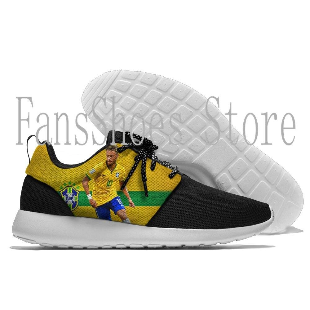 Бразильский футболистом неймаром кроссовки дышащая подушка, пробежек, занятий на открытом воздухе спортивные кроссовки