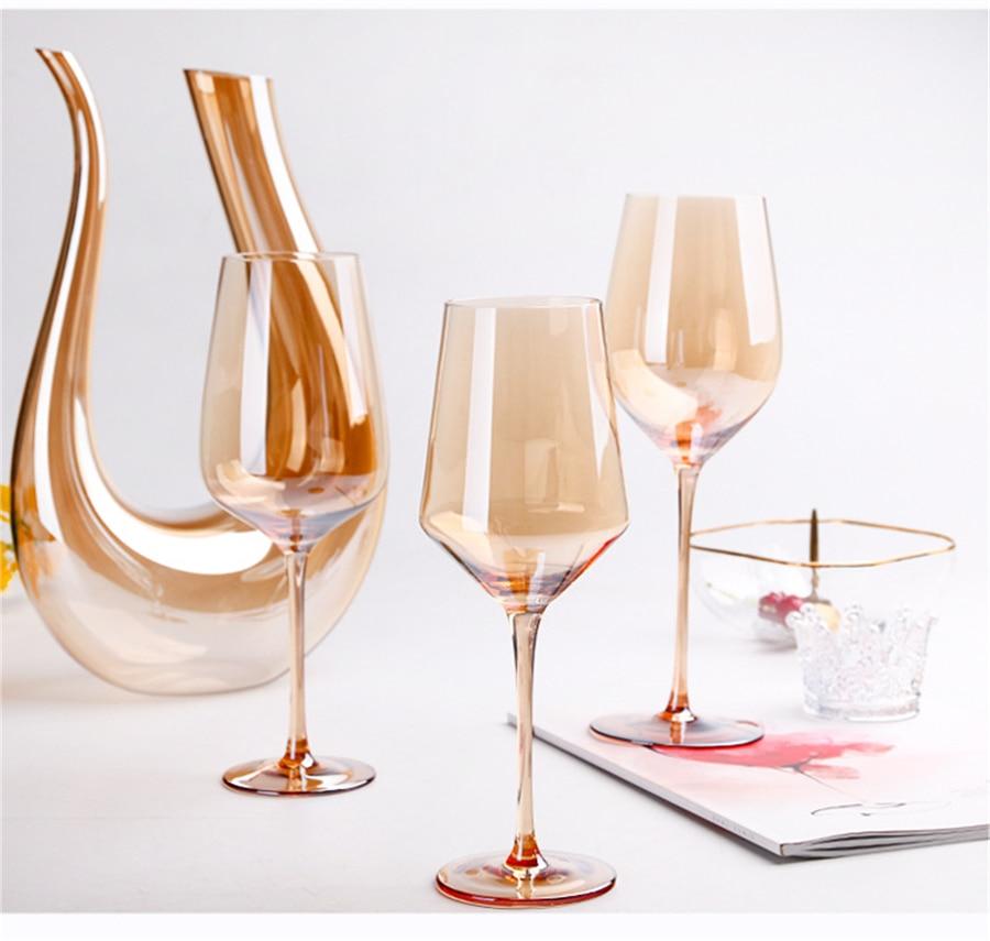 vidro de vinho goblets casa barra vinho