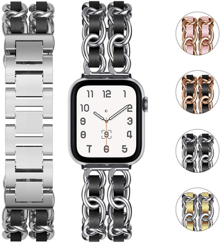 woman strap for APPLE WATCH BAND 40MM 44mm link bracelet iwatch band 38mm 42mm stainless steel for apple watch series 6 5 4 3 2 woman strap for apple watch band 40mm 44mm link bracelet iwatch band 38mm 42mm stainless steel for apple watch series 6 5 4 3 2