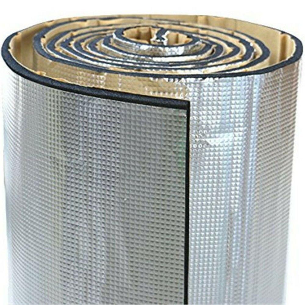Accesorios térmicos no combustible para coche con aislamiento térmico de 5MM Protector para volante de coche FORAUTO, fundas de cuero de PU antideslizantes y transpirables, adecuado para decoración de automóvil de fibra de carbono de 37-38cm