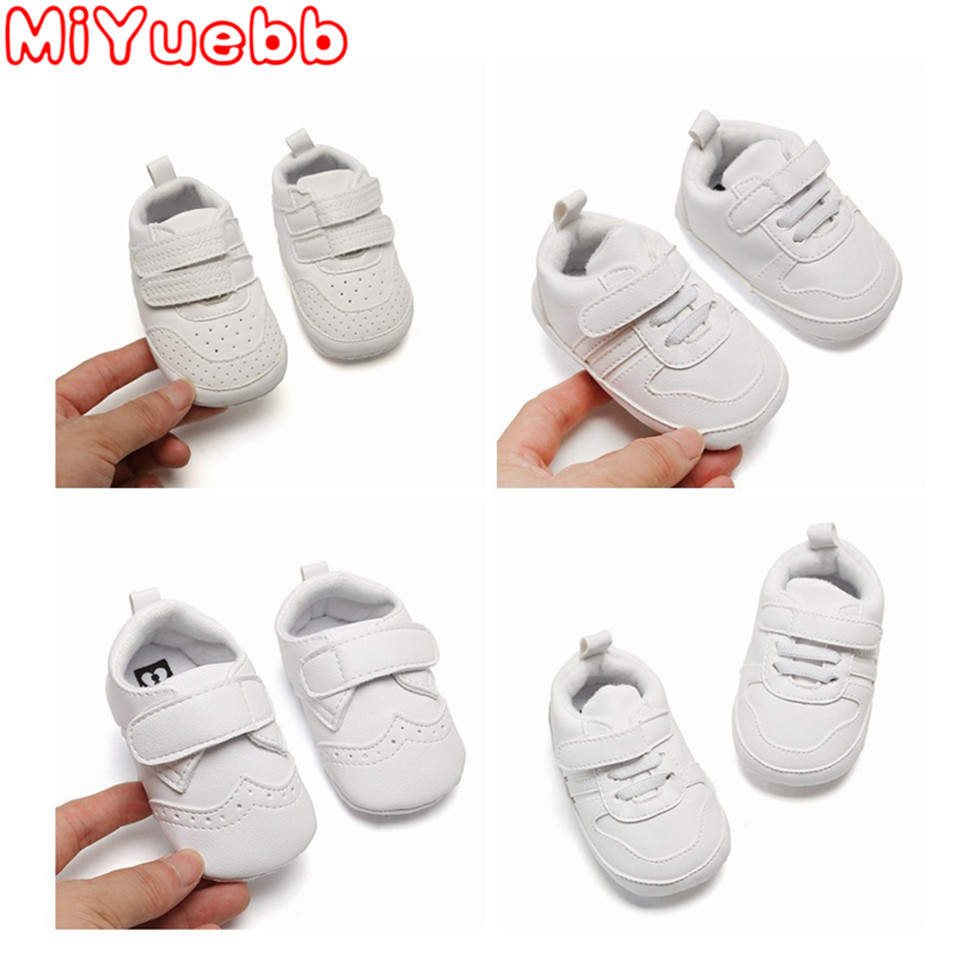 2019 Spring & Autumn New Casual Children Sneakers Lace Decoration Kids Small White Breathable Shoes For Solid Color  Baby Shoes