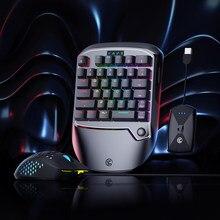 GameSir VX2 AimSwitch Gaming Tastatur Maus und Adapter für Xbox Serie X / Xbox Serie S / Xbox One / PS4 / Nintendo Schalter
