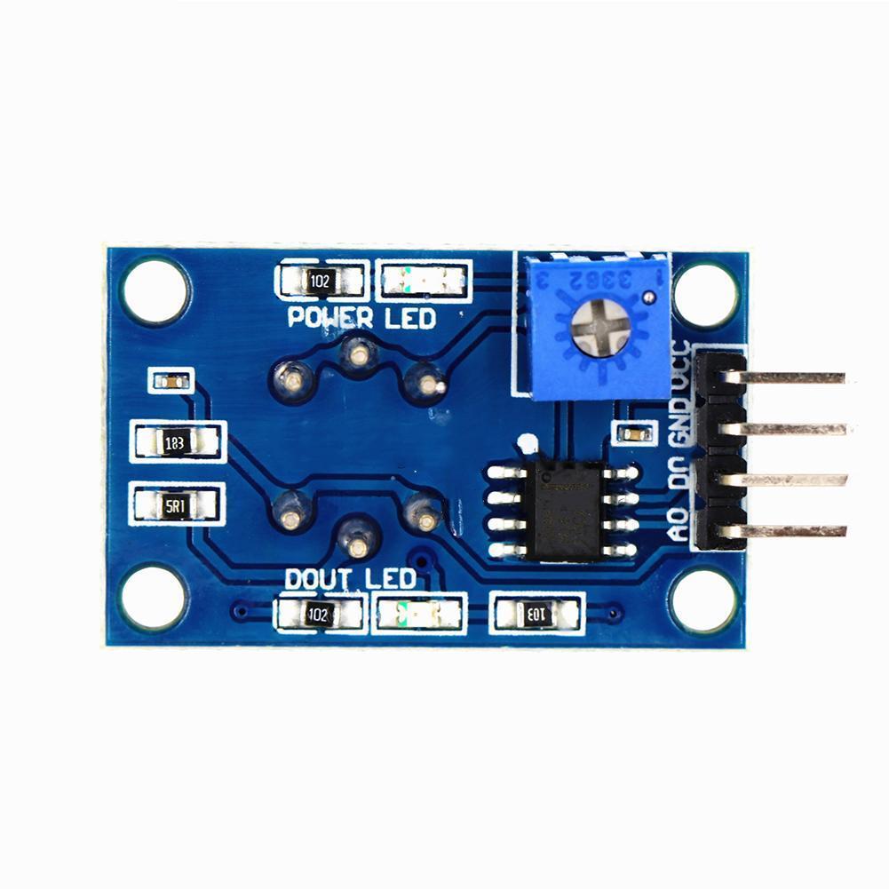 MQ-2 MQ2 Smoke Gas LPG Butane Hydrogen Gas Sensor Detector Module For S9G6
