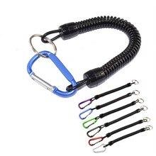 7 colori disponibili corde smarrite proteggi portachiavi per auto regali di natale di alta qualità portachiavi creativi accessori per chiavi per auto all'aperto