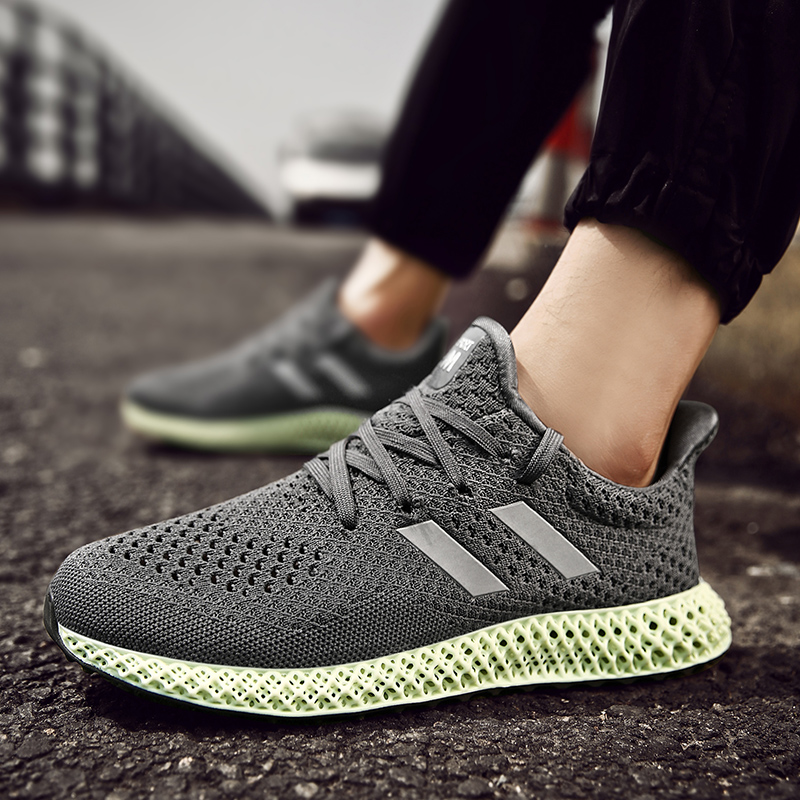 <font><b>4D</b></font> Running <font><b>Shoes</b></font> Man Brand Sport Running Sneakers Mens Jogging <font><b>Shoes</b></font> Gym Spring Summer Mesh Marathon <font><b>Shoes</b></font> Track <font><b>Shoes</b></font> Boys Men image