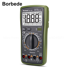 Borbede digital precision multimeter measures current BD-19B цена 2017