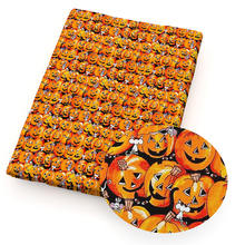 Tissue Cotton-Fabric Theme-Print Sewing-Doll for Kids Home-Textile Polyester Halloween