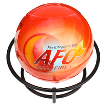 Легко бросить единый огонь потери инструмент противопожарная огнеупорная комната Панель Мяч AFO Автоматический Огнетушитель мяч безопасности 0,77 кг/1,7 кг Авто активации