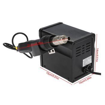 Hot Air Gun 858D 700W Rework Soldering Station LED Digital Display Temperature Hot Air Gun Welder Kit Welding Tools