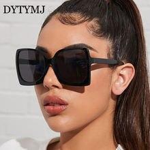 Dytymj 2020 Квадратные Солнцезащитные очки для женщин в стиле