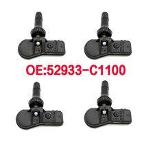 Controlador de pressão de pneus para hyundai tucson, creta ix25, tucson i40 ix35 sonata 2010-2019 t2933c1100 tpms