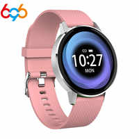 696 T4 Smart Watch Waterproof Bluetooth Tempered Glass Fitness Tracker Heart Rate Monitor Blood Oxygen Smartwatch Men Women