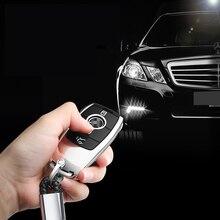 Hight quality PC + TPU key case cover Key protective shell holder for Mercedes Benz E series E200 E200L E300L S320L S350L