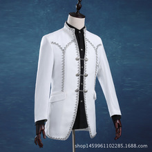 Size Men Lager Clothing Free Shopping Men's Tuxedo Palace Emcee Suits / S-xxl