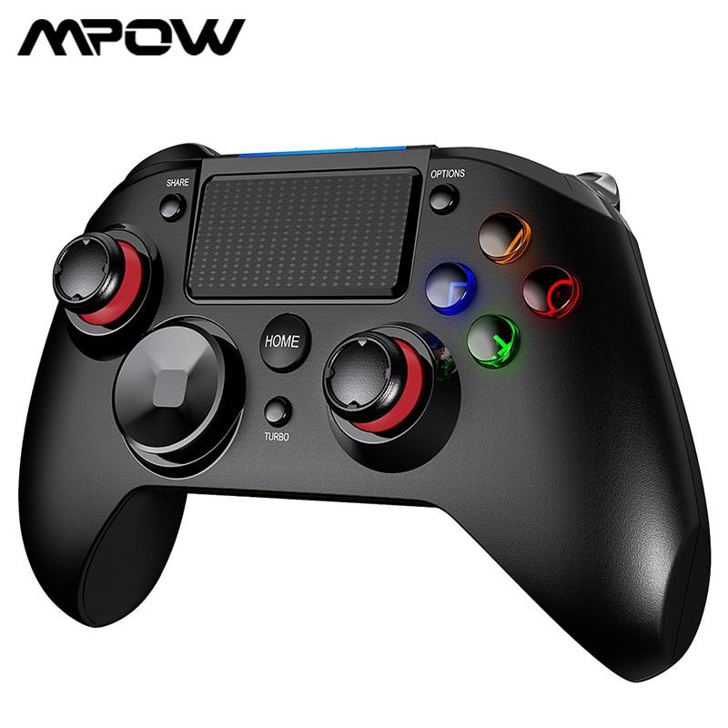 Game-Controller Trigger Joystick Gamepad Vibration Tv-Box Mobile-Phone Mpow Wireless