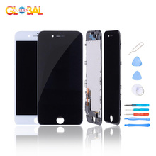 Replacement LCD For iPhone 7 Plus LCD Screen Display Touch Digitizer Assembly For iPhone 7 LCD For iPhone 8 Plus With 3D Touch ipartsbuy for iphone 7 lcd backlight plate