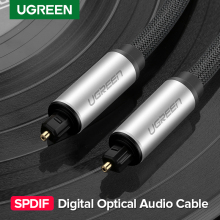 Ugreen Toslink Digital Cable Optical Fiber Audio Ca