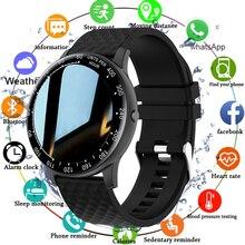 2021 Smart Watch Men Blood Pressure/Hear Rate Monitor Fitness Tracker Clock IP68 Waterproof Smartwatch Women For Xiaomi Iphone
