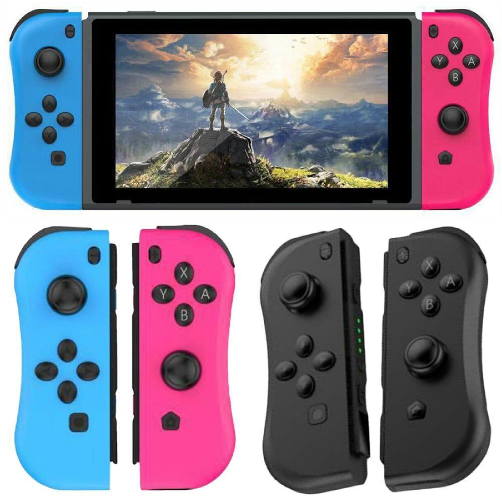 Joystick Bluetooth dla Joycon Joy Con Gamepad Nitendo Nintendo przełącznik do Nintendo TWISTER. CKler Trigger konsola do gier Joypad
