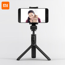Xiaomi Selfie Stick Bluetooth Foldable Tripod Monopod for Mobile Phone Live Broadcast Wireless Button Shutter For iOS/Android