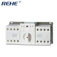 HOT sale RH-ATSQ1 63A Automatic transfer switch 2 pólos