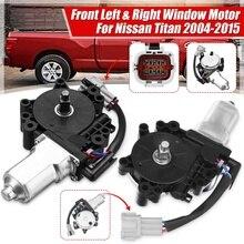 Auto Front Links/Rechts Elektrische Lifter Venster Motor Regulator 807309FJ0A Voor Nissan Armada/Titan 2004 2015 Voor infiniti QX56