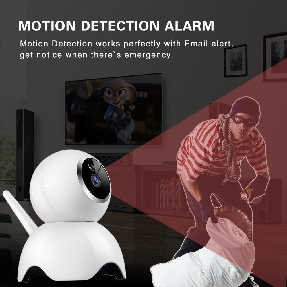 EWeLink Смарт WiFi IP камера HD Беспроводная камера управления двухсторонняя аудио LAN управление WiFi камера IOT умный дом