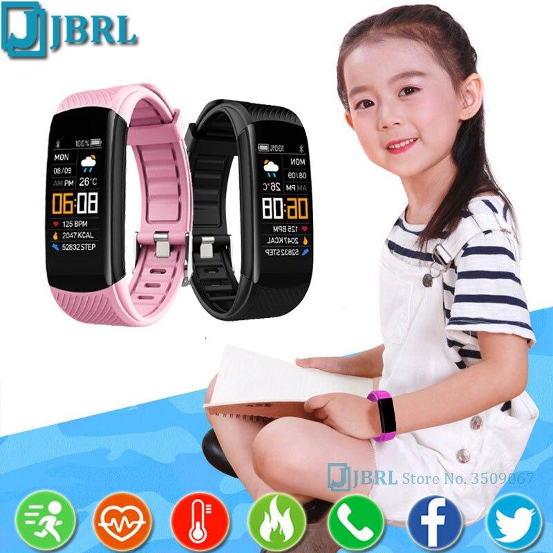 Лучший детский смарт-браслет, детский смарт-браслет для мальчиков и девочек, детский браслет, спортивный браслет, фитнес-трекер, смарт-брасл...