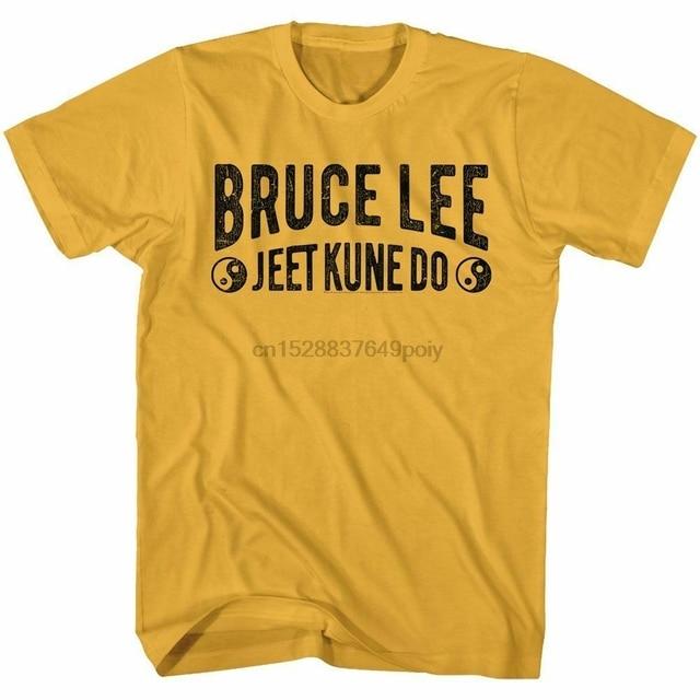 Camiseta Bruce Lee jeet kune do