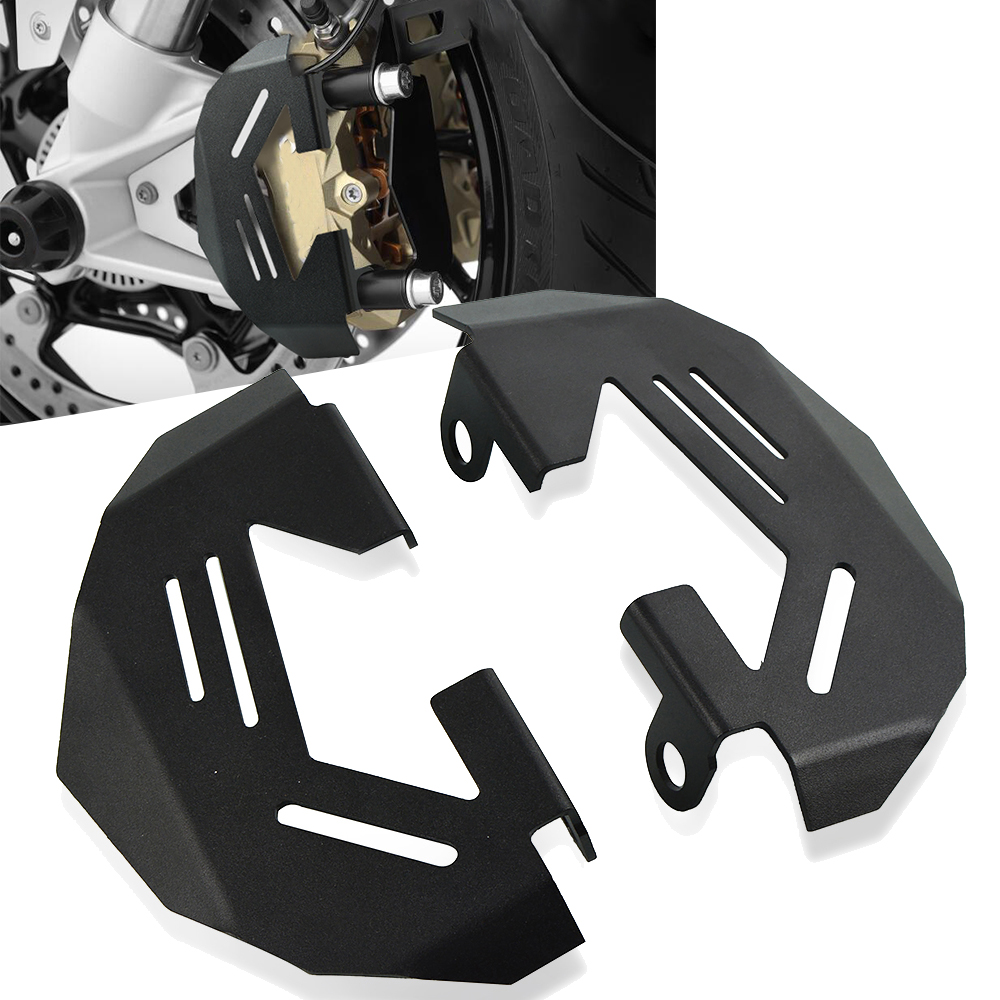Front brake caliper cover guard BMW R1200GS LC S1000XR R1200R//RS//RT RnineT F800R