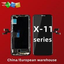 شاشة LCD عالية الجودة OEM OLED لهاتف iPhone X XS XR XS MAX شاشة تعمل باللمس مع تجميع رقمي باللمس ثلاثي الأبعاد