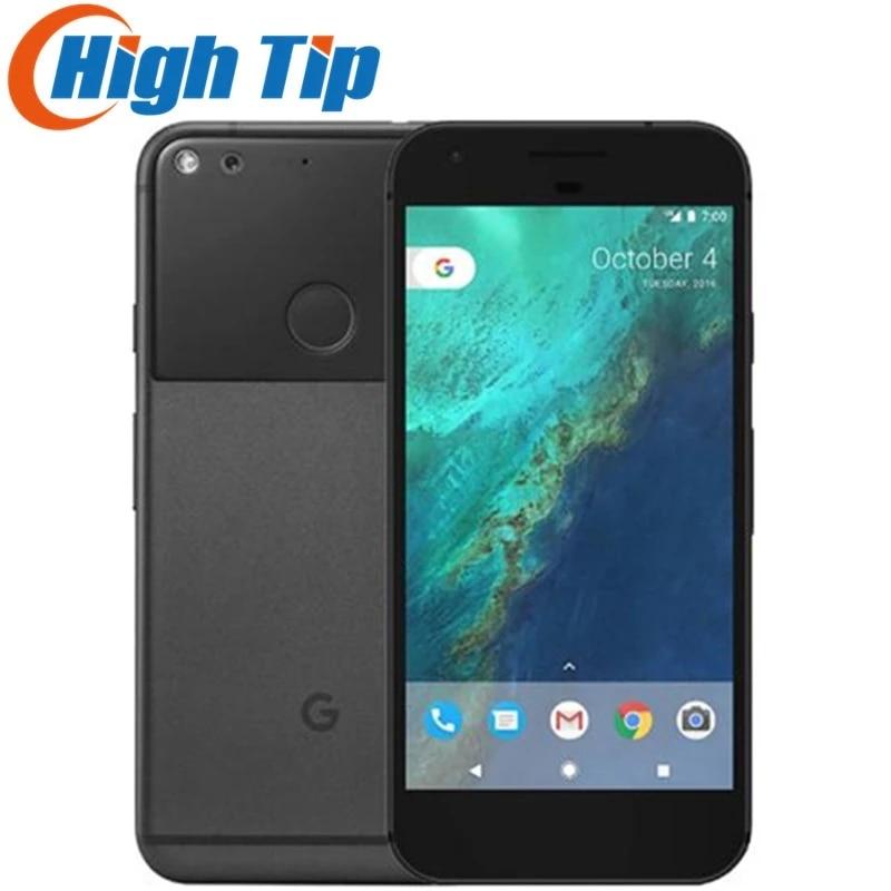 Разблокированный Оригинальный Google Pixel 5,0 ''/Pixel XL 5,5 ''дюйма с четырехъядерным процессором Core с одной sim-картой 4G Android 4 Гб Оперативная память 32GB ...