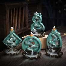 Керамические ароматические палочки в стиле Дзен подставка для