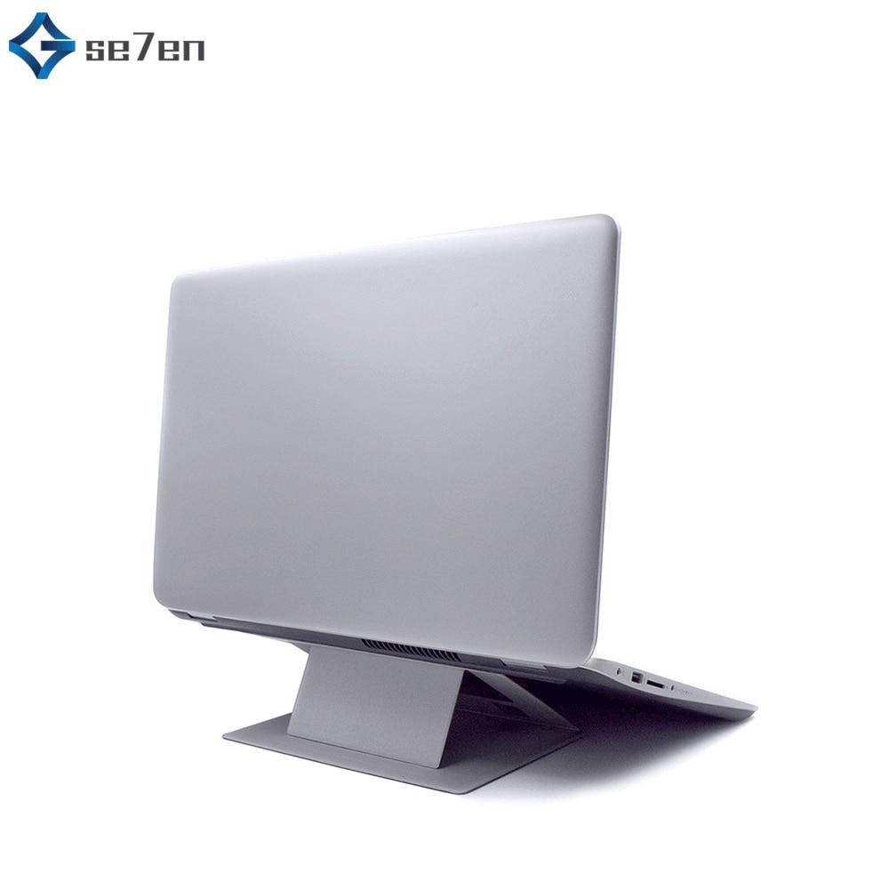 Laptop Foldable Stand Adjustable Desktop Tablet Holder Desk Table Mobile Phone Stand For IPad Macbook Pro Air Notebook