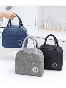 Tote Handbag Cooler Lunch-Bag Food-Bags Insulated Women Portable New for Convenient-Box