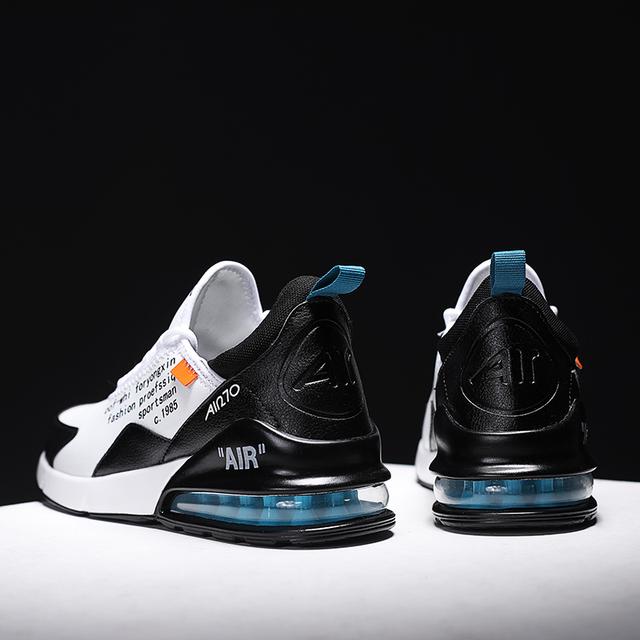 Original Air Breathable Men Running Shoes Disruptor 2 White Sneakers KAYANO Gel 500 ROADHAWK Walking Footwear Sport Triple-S 270