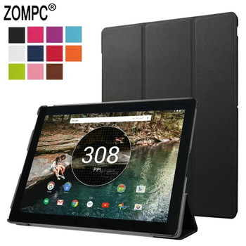Ultra Slim Luxury Folio Stand Leather Case Lightweight Auto Sleep/Wake Up Smart Protective Cover for Google Pixel C 10.2