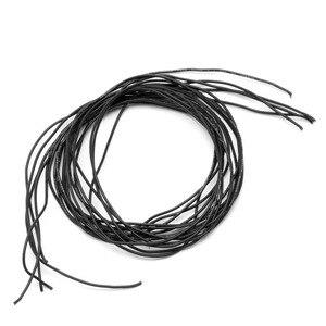 Image 5 - 2020 חדש 1 סט 22AWG מד חוט סיליקון גמיש תקוע V # נחושת כבלי 5m אביזרי עבור RC שחור אדום