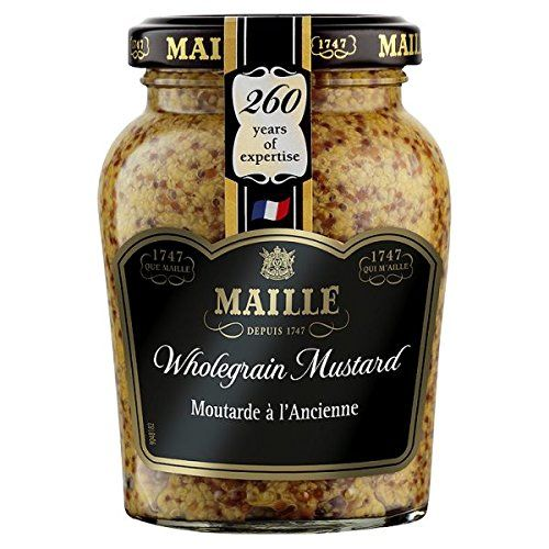 Maille Moutarde à L'ancienne (210g) - Paquet De 6